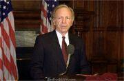 20001126 Joe Lieberman Reacts to Vote Certification