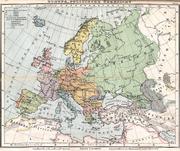 Europe 1905
