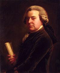 John Adams - John Singleton Copley, 1784