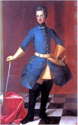 Карл-Фридрих Гольштейн-Готторпский