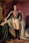 Tlahtoāni Carlos I Portret