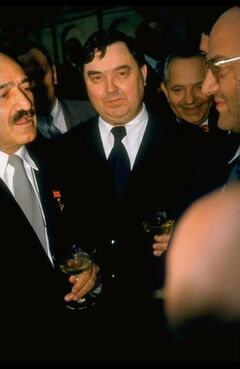 Маленков и Микоян