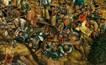 Krell Battle of Orsha (detail) 06