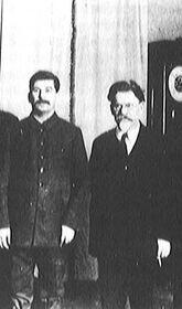 Stalin Trotzki