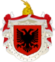 Coat of arms of the Albanian Kingdom (1928–1939)
