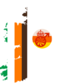 Flag map of Irish MSE (IM).png