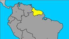 Guyana iberiana