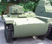 T-38 tank