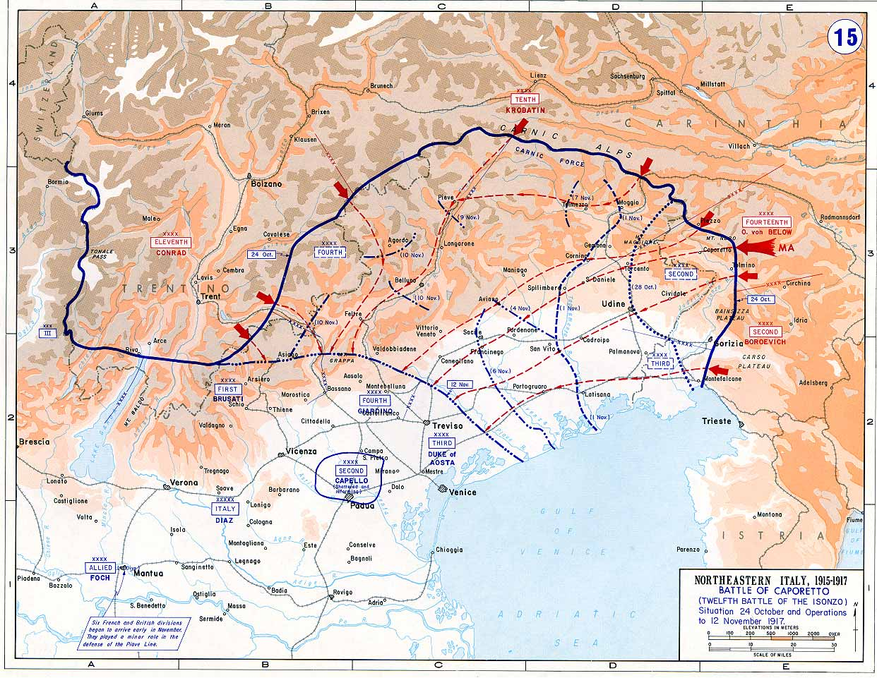 Italian campaign world war i central victory alternative italian campaign world war i central victory alternative history fandom powered by wikia gumiabroncs Image collections