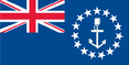 Cook islands flag (1983DD)
