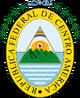 Escudo de la República Federal de Centro América