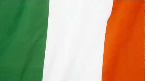 Ireland National anthem Vocal