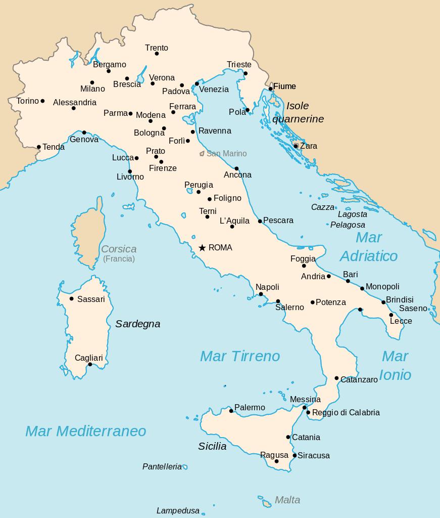 Italy A Different Risorgimento Alternative History FANDOM