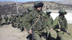 Российские войска на юге Таджикистана