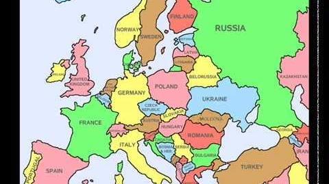 Alternate Future of Europe The rise & fall of Moldavian Empiere