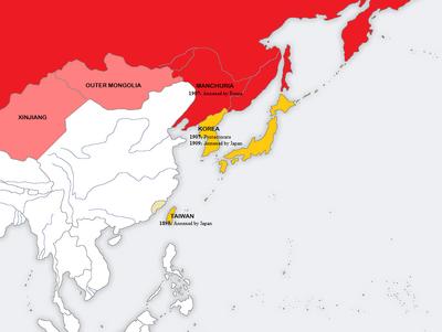 Treaty of Manilla (Reverse Tsushima)