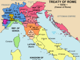 Treaty of Rome (Caesar of Rome)