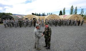 USAF Chilean medical support