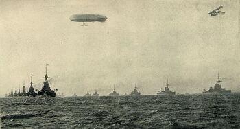 Флот Антанты