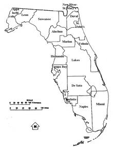 Florida Counties 3