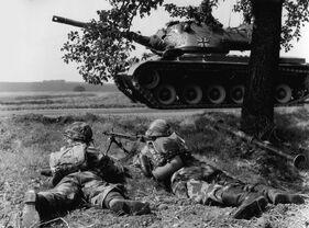 West German Bundeswehr