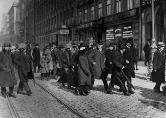 Лидеры шведских коммунистов