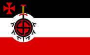 DrittesReichToyotomiWW2Flagge