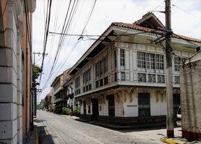Intramuros houses