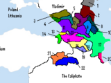 Transcaucasia (The Kalmar Union)