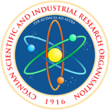 Seal of the Cygnian Scientific and Industrial Research Organisation