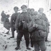 Korean Volunteers Chinese Civil War