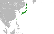 Location of Japan (Myomi)