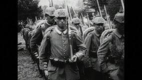 Германские войска на марше