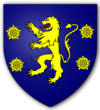 2. Arms of Dyfed