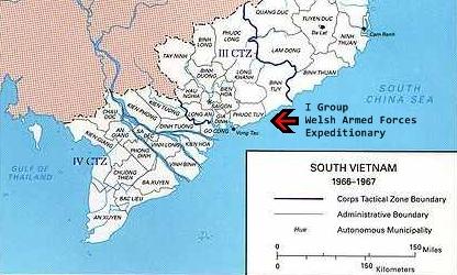 Image   452px South Vietnam Map. | Alternative History | FANDOM