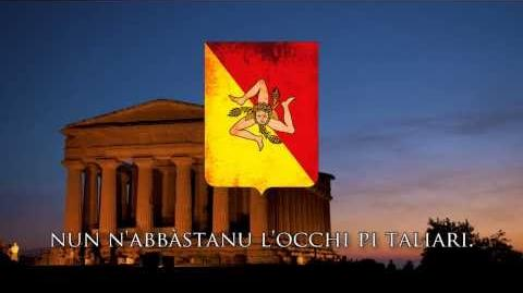 "National Anthem of Sicily - ""Sicilia, Patria Mia!"""