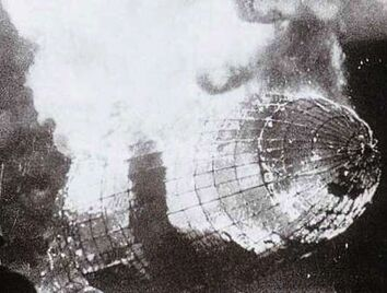 ZeppelinAnschlag 1952