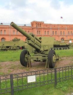 107 мм гаубица-пушка
