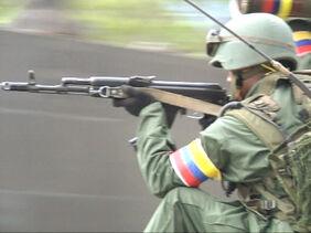 Soldado de Venezuela