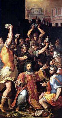 Steinigung Jesus