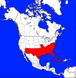 Confederate States Of America The 1800 S Alternative History