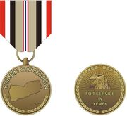 Yemen Campaign Medal