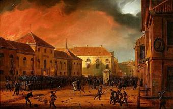 Поляки бунтуют