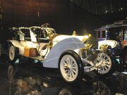1908 Mercedes Double-Phaeton 75hp
