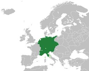 Holy Roman Empire - 1300