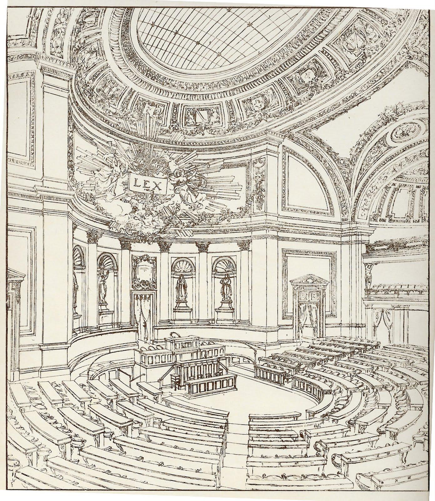 Imagen  Interior Palacio Legislativo Porfirio Diazjpg  Historia
