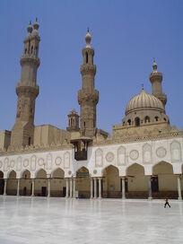 675px-Al-Azhar (inside) 2006