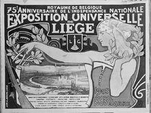 Affiche 1905