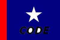 CODE Flag 5
