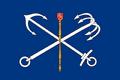 Flag of Jämtland Finland (World of the Rising Sun)